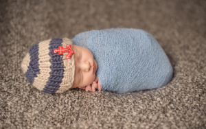 baby boy with unique first name